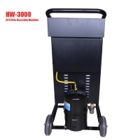 Best Pressure Protection 8HP 350g/Min Portable AC Recovery Machine For Cars wholesale