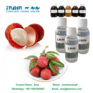 Cheap USP Grade pure Litch flavor used for E-super-liquid and nicotine E Liquid for sale