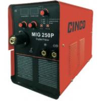 Best Three Phase Aluminum Welding Machine , 250 Pulse MIG Welder Aluminum 60% Duty Cycle wholesale