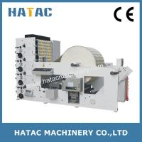 China High Precision Aluminum Foil Printing Machine,Vinyl Sticker Printer Machinery on sale