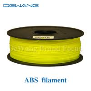 Best Multicolored 3D Printer Filament 1kg 2.2lb 1.75mm / 3.00mm ABS Material wholesale