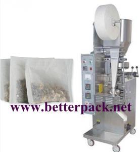 Best tea bags pack machine tea sachet packing machine wholesale