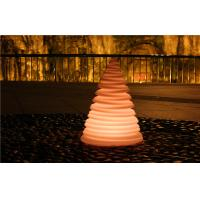 Best Tree Shape Outdoor Plastic Small LED Night Light Lamps Anti - UV Ir Remote Control wholesale