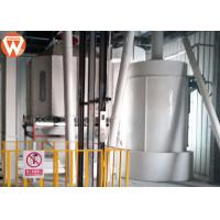 Best Easy Operation Poultry Feed Manufacturing Equipment 2 MM 4 MM With Cooler Hammer Mill wholesale