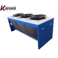 Buy cheap Chinese Manufacturer Commercial super quality V type air cooled condenser from wholesalers
