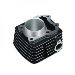 Best Wear Resistance Cast Iron Motorcycle Engine Block , Iron Engine Block 53mm Diameter Bajaj 100 wholesale