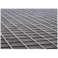 Cheap Thick Coating Square Flat Galvanized Sheets , Welded Wire Mesh Panels 1 X 2 for sale