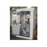 Best Explosion Proof Automatic Cleanroom Air Shower , Pharmaceutical Clean Rooms wholesale