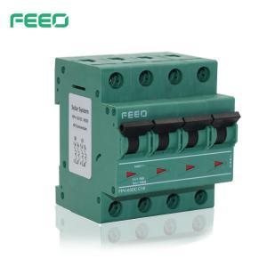Best Overcurrent Protection 4P 1200VDC FEEO DC MCB wholesale