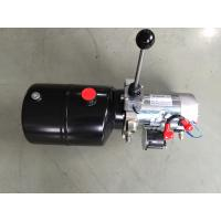 Best Forklift Single Acting Mini 12vdc Hydraulic Power Packs With Steel Tank wholesale