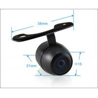 Best Reverse camera Wireless car camera 2.4G wireless  mini butterfly camera 15mm distance line rear view camera wholesale