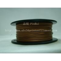 Cheap Heavy Duty Copper 3D Printer Metal Filament Can Be Polished for sale