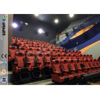Best Large Screen 4D Cinema Equipment With Special Effects And Speaker wholesale