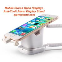 Best COMER table display cellphone security display charging and alarm sensor stand wholesale