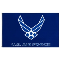 Best US Air Polyester Fabric Rectangle Banner Flags wholesale