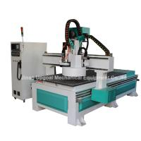 Cheap Tool Changing CNC Wood Router with 12 Pcs Tools Auto Changing/9.0KW Spindle/SYNTEC System for sale