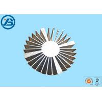 Best Magnesium Extruded Profiles For Round Heat Sink Radiator AZ31B ME20M AZ80A wholesale