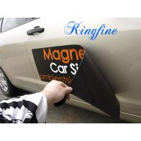 Cheap Waterproof Custom Magnetic Car Stickers , Pvc Vinyl Sticker For Fridge Window 1 for sale