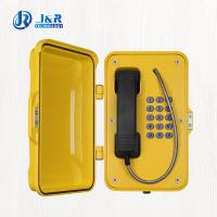 Best Heavy Duty IP67 weather resistant telephone for Railway Tunnel , Marine wholesale