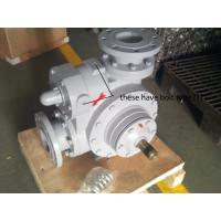 Quality YB-100 Vane pump with Round Flanges Connection for big flow of Fuel Transfering wholesale