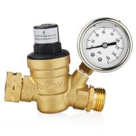 Best Air Separation Plant Oxygen Plant Water Adjustable Brass Pressure Adjust Valve wholesale