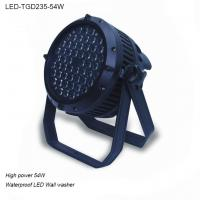 Best 108W round exterior IP65 high power LED Wall washer light for flat decorative wholesale