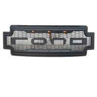China 2019 Ford F250 Super Duty Raptor Grill Mesh With Amber Lights  / Truck Accessories on sale