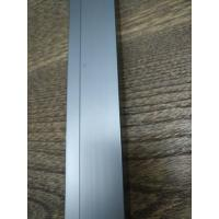 Best Darkness Nickel Coating Gray Anodized Aluminium Industrial Profile 6063-T5 / 6005-T6 wholesale