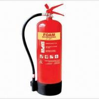 China Portable ABC Dry Powder Fire Extinguisher with Simple Structure and Flexible Operation on sale