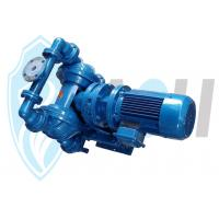 Quality Small Doubel Aluminum Electric Diaphragm Pump Needless Draw Water wholesale
