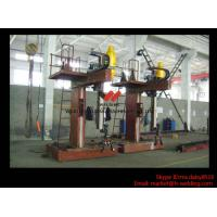 Best L Shape Column And Boom H Beam Welding Machine for H Beam Welding Line 15m Rail wholesale
