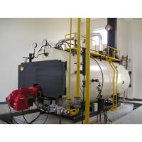 Cheap Electric Thermal 8 Ton Oil Fired Steam Boiler For Radiant Heat , High Pressure for sale