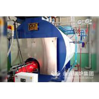 Cheap Liquefied Petroleum Gas Fired Steam Boilers 6tph Stainless Steel Boiler Shell for Rice Mill for sale