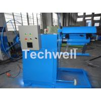 Best Industrial Automatic Hydraulic Decoiler Machine , Sheet Decoiling Machine wholesale