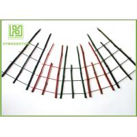 Best Natural Green Thick Bamboo Flower Sticks For Orchard Various Diameter wholesale