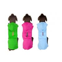 China Pet clothing Large Breed Dog Clothes poncho pink sportswear S M L XL on sale