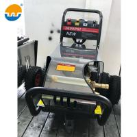 Best Gasoline powered high pressure washer cleaner pump for sale wholesale
