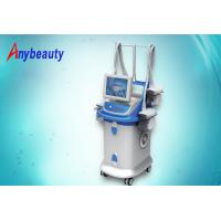 """Best 10.4"""" Large Color Touch Screen Laser Beauty Machine Cryolipolysis Slim Machine with 4 handles wholesale"""
