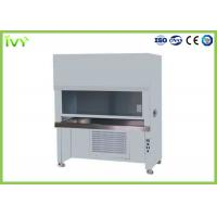Best Single Person Clean Room Bench Vertical Air Supply 220V / 50Hz Rated Power wholesale