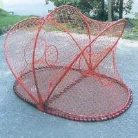 Best Fishing Coops with PE and Nylon Net wholesale