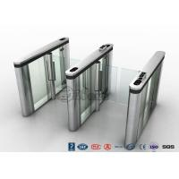 Best Speedgate Turnstile Barrier Gate Revolving Doors Access Control System Pedestrian Entry Barriers wholesale