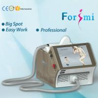 China professional protable 15 inch screen 808nm diode laser treatment for hair removal with no pain on sale