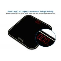 Best Huge Wide Screen Digital Body Weight Scale With AAA Battery Power Supply wholesale