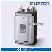 China CHZIRI 75KW 90KW AC motor soft starter CE CCC ISO9001 approved soft starters 320V-460V for heat pump, hoist mahinery etc on sale