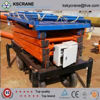 Best After-sale Service Heavy Duty Hydraulic Scissor Lift Platform For Warehouse