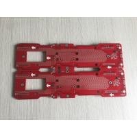 Best Red Soldermask HASL UL 94V0 FR4 PCB Assembly For LED Control Driver Board wholesale