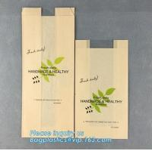 Best bread paper craft bag,Best Selling Free Sample Handle Custom Design Logo Paper Food Bread Bag,Food grade printed bakery wholesale