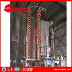 Best Bubble Cap Plates Commercial Distilling Equipment For Wine Making wholesale