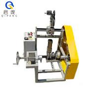 Best Uniform Transformer Steel Wire Winding Machine 220V / 380V With CE Certification wholesale