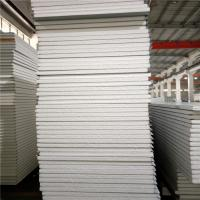 Best 50mm 75mm sound insulation eps sandwich panel 11900x1150mm for prefabricated house wholesale